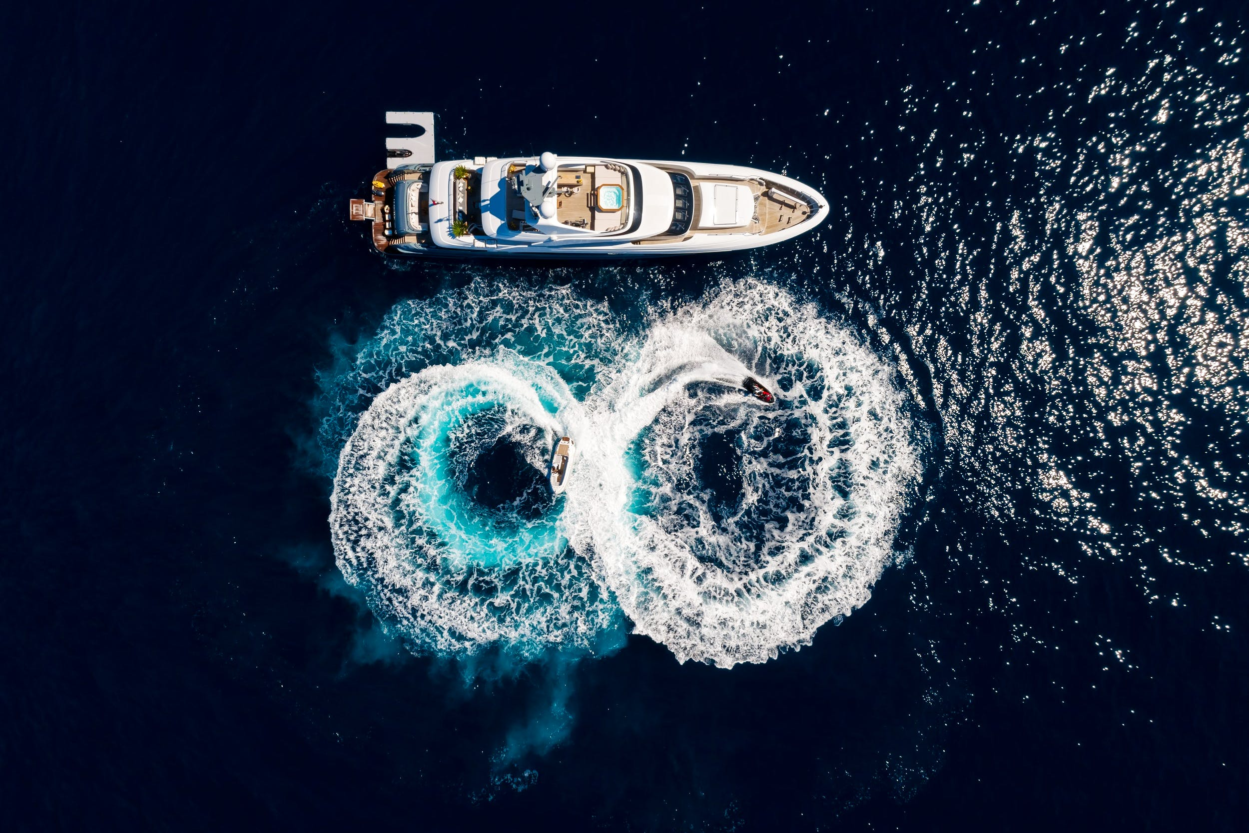 A charter journey on board LEGENDA