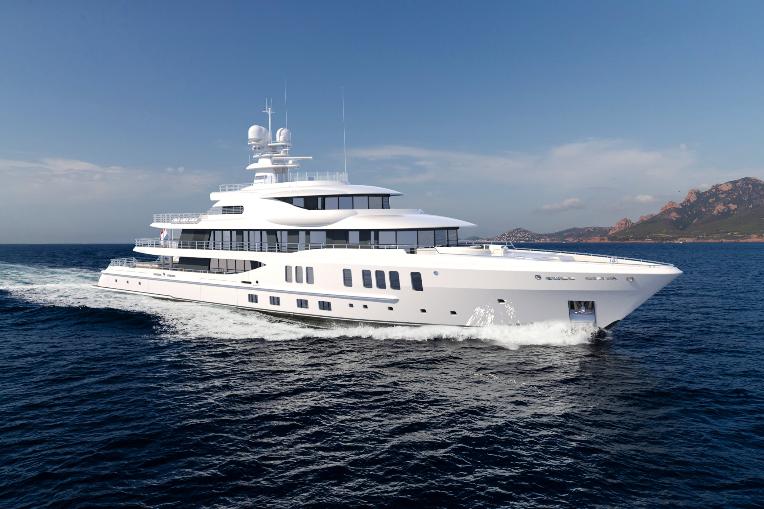 Imperial sold 74-metre PROJECT AMELS 24207