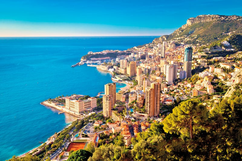 Superyacht charters French Riviera