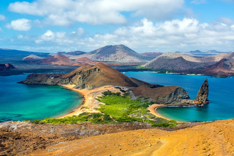 Superyacht charters Galapagos Islands