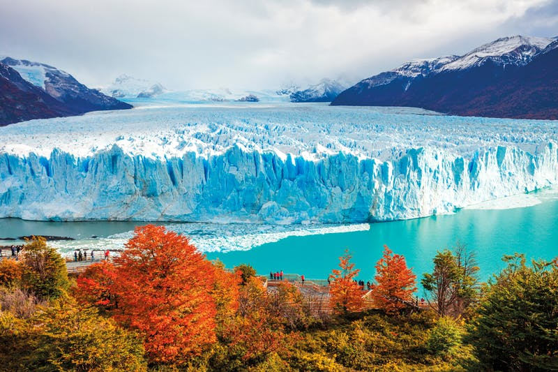 Superyacht charters Patagonia & Chile