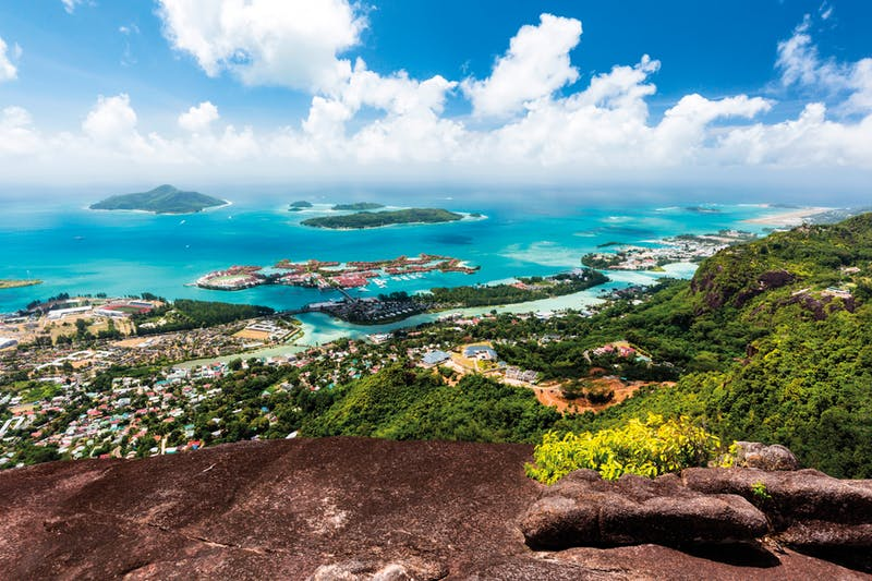Superyacht charters Seychelles
