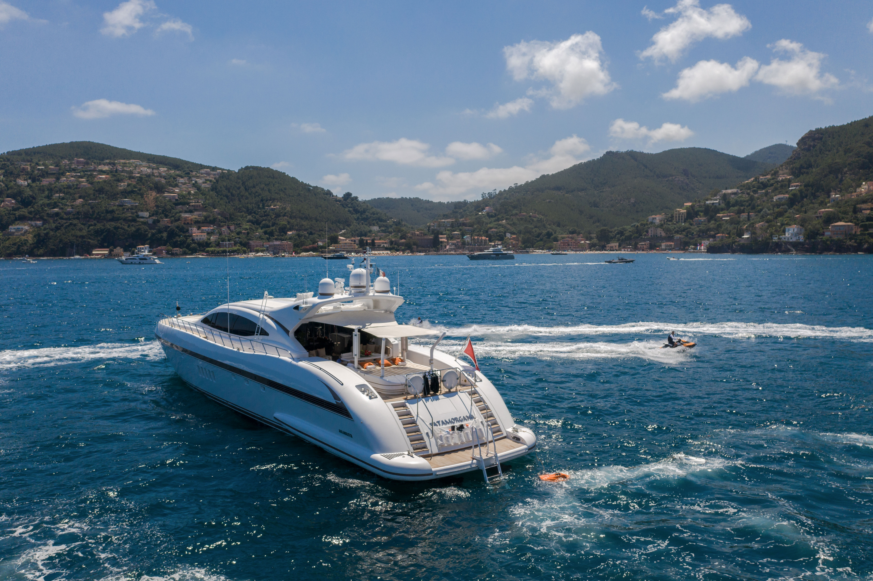 Buyer's Journey With Pre-Owned Vessels