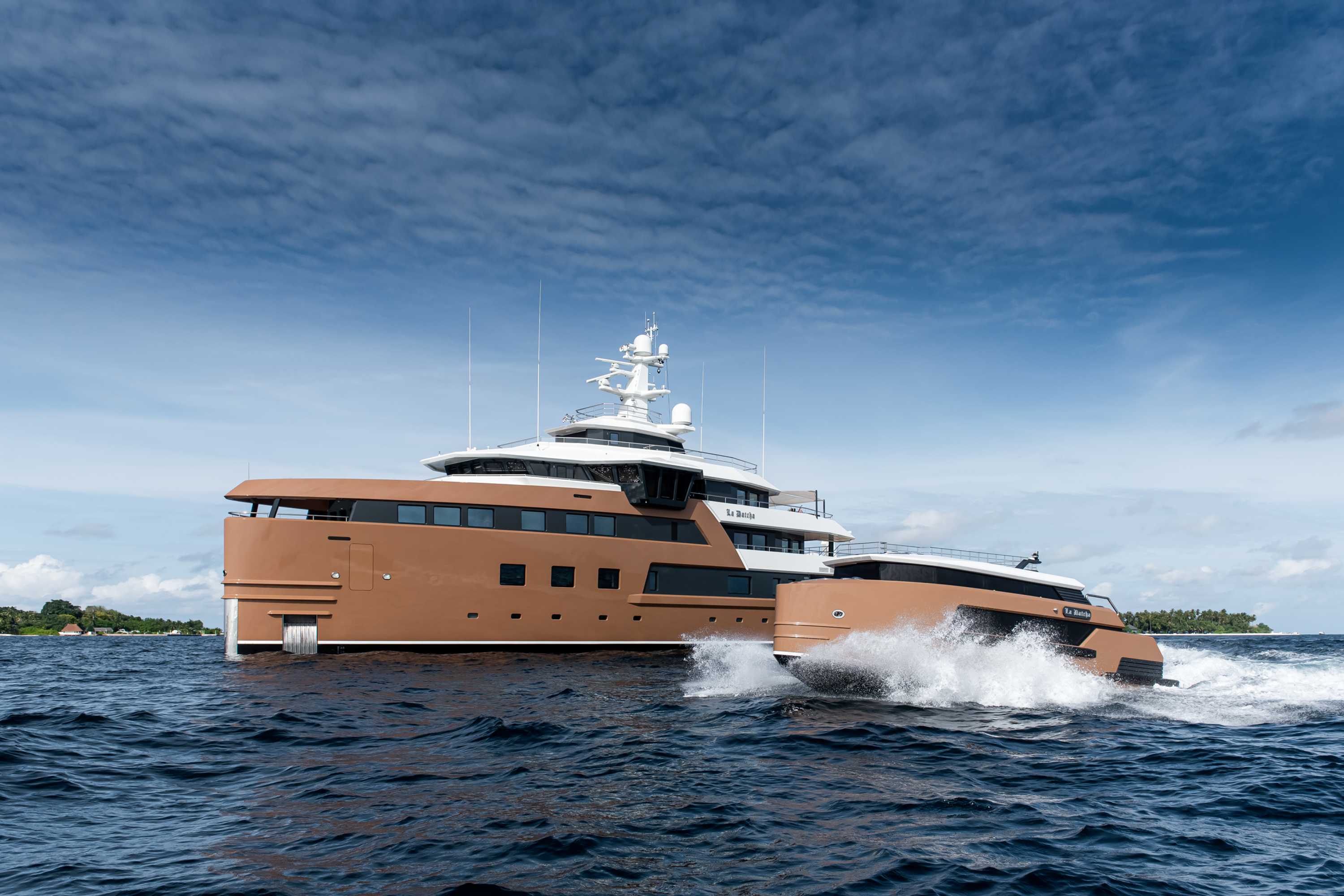 LA DATCHA receives special commendations by jury at the BOAT Design & Innovation Awards 2021