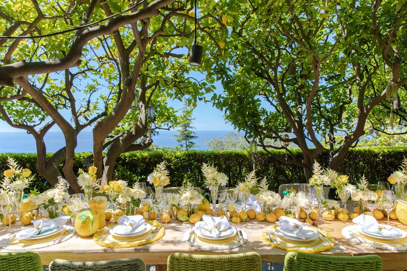 The Art of Tablescaping with Sabrina Monte-Carlo