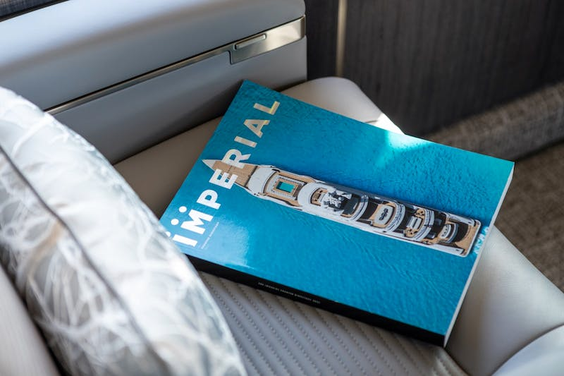 Travelling with Global Jet | World-leader in Private Aviation